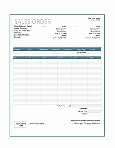 Free Order Form Templates Sales Order Template Free Download Edit Fill Create