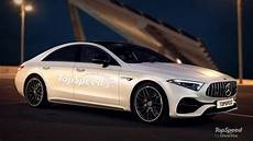 mercedes 2019 cls 2019 mercedes cls review top speed