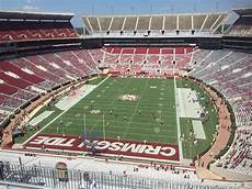 Bryant Denny Stadium Seating Chart With Seat Numbers Bryant Denny Stadium Section Ss6 Rateyourseats Com
