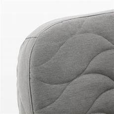 Nyhamn Sleeper Sofa 3d Image by Nyhamn 3 Seat Sofa Bed With Foam Mattress Knisa Grey