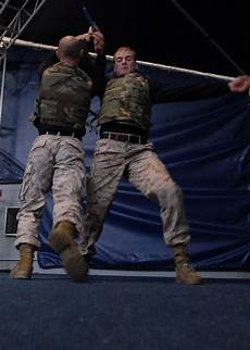 Marine Corp Martial Art Community Gets A Taste Of Marine Martial Arts Gt Assistant