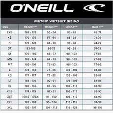 Gotcha Wetsuit Size Chart مضاعف أخدود يفهم Wetsuit Sizes Cecilymorrison Com