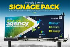 Billboard Design Template Digital Signage Banner Billboard Stationery Templates