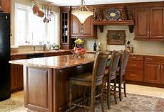 kitchen cabinet island design pictures of kitchens traditional medium wood kitchens