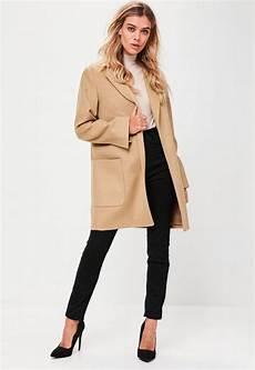 coats slimfit slim fit coat missguided
