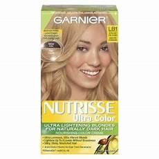 Ultra Color Lb1 Ultra Light Cool Garnier Nutrisse Ultra Color Nourishing Permanent Hair