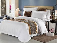exquisite luxury bed runner for hotel bed scarves and