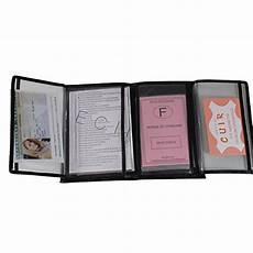 porta documenti auto frederic johns porta documenti per auto in pelle