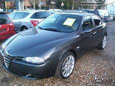 2004 Alfa Romeo 156 2 0 Jts Distinctive Car Photo And Specs