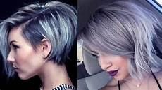 kurzhaarfrisuren graue haare bilder grey hairstyles grey hair pics