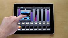 Control Your Room Lights With Your Mobile Luminair For Ipad Multi Touch Dmx Lighting Control A