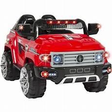 12v Rc Led Lights Battery Powered Kids Riding Car Best Choice Products 12v Kids Battery Powered Rc Remote
