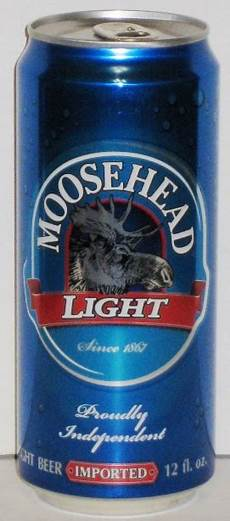 Moosehead Light Calories New Cans