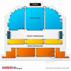 Brooks Atkinson Theatre Seating Chart Brooks Atkinson Theatre Seating Chart Vivid Seats