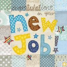 Congrats On New Job Card Congratulations On Your New Job Card Large Luxury Card