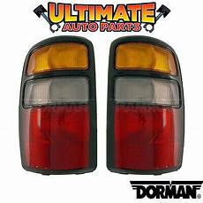 04 Chevy Tahoe Lights Light Lamp Left And Right Set For 04 06 Chevy Tahoe