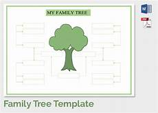 Family Tree Format Online Free 17 Sample Family Tree Chart Templates In Pdf Ms