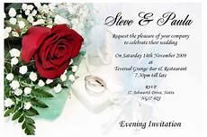 Wedding Cards Samples Creative Displays Edpm