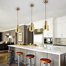 Copper Pendant Light Kitchen Lukloy Copper Pendant Light Dining Room Kitchen Island Led