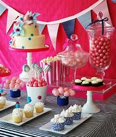 stylish cake table birthday birthday