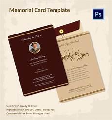 Free Printable Memorial Templates 21 Obituary Card Templates Free Printable Word Excel