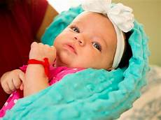 easy sewing project how to make a sided baby