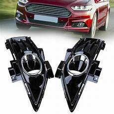 2013 Ford Fusion Fog Lights 2pcs Front Lh Rh Side Fog Lamp Light Bezel For Ford Fusion