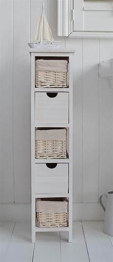 bathroom cabinet upright storage slim cabinet home lighted