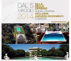 villa dello zerbino genova 187 villa dello zerbino nuova location dal 5 maggio 2014