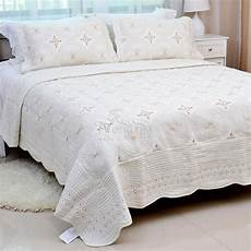 floral quilted bedspreads cotton king size bed