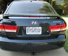 2009 Hyundai Sonata Esc Light Photos 2004 2009 Hyundai Sonata Spoiler Light