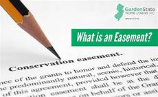 Easement Of Light And View What Is An Easement Garden State Home Loans Nj
