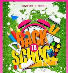 Back To School Flyer Templates Free 30 Back To School Flyer Templates Eps Psd Ms