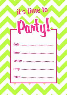 Free Invitation Templates Download Free Party Invitation Templates Download It S Party Time