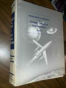 Analysis And Design Of Flight Vehicle Structures Bruhn Pdf Analysis And Design Of Flight Vehicle Structures By E F