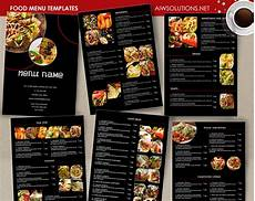 Menus Designs For Restaurants Design Amp Templates Menu Templates Wedding Menu Food