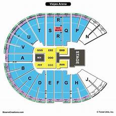 Usair Arena Seating Chart Viejas Arena Seating Chart Seating Charts Amp Tickets