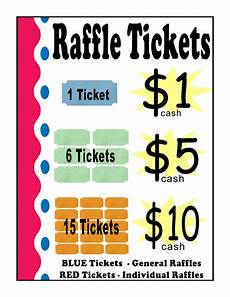 Raffle Ticket Signs Raffle Tickets New Albany Floyd County Animal Shelter