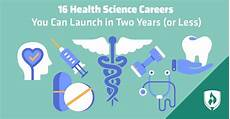 Health Science 16 Health Science Careers You Can Launch In Two Years Or