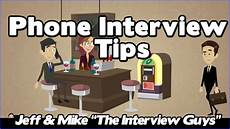Working Interview Tips Top 5 Phone Interview Tips Youtube