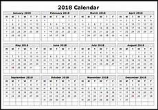 How To Make A 12 Month Calendar In Word 2018 12 Month Calendar Template Template Calendar Design