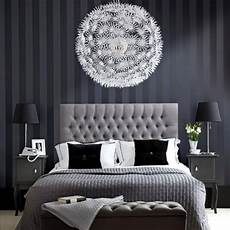 Black And White Modern Bedrooms 15 Modern Bedroom Designs In Black And White Color Palette