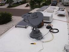 Auto Satellite Dish Ts Option