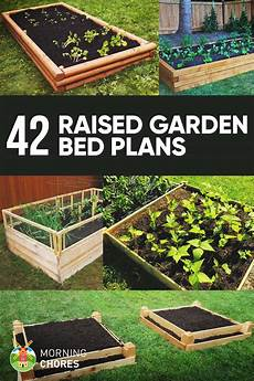 Free Gardening Plans 42 Diy Raised Garden Bed Plans Amp Ideas You Can Build In A Day