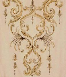 baroque baroque design wall painting decor