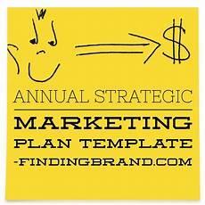 Annual Marketing Plan Template Annual Strategic Marketing Plan Template Paradux Media