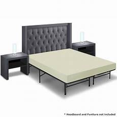 best price quality 6 quot memory foam mattress and bed frame