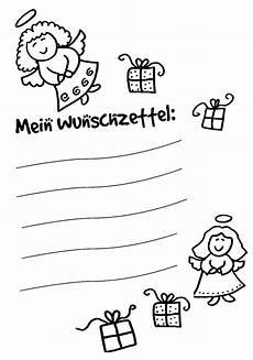 Ausmalbilder Weihnachten Wunschzettel Kostenlose Ausmalbilder Und Malvorlagen Wunschzettel F 252 R