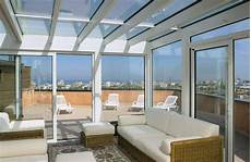 veranda per terrazzo verande a roma su misura in vetro alluminio pvc magifer