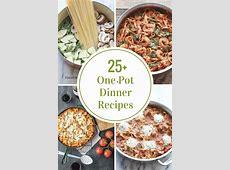 One Pot Recipes   The Idea Room